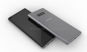 (ลือ) นี่หรือโฉมใหม่ของ Samsung Galaxy Note 9 ?